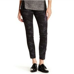 STS Blue - Distressed Camo Ankle Skinny's